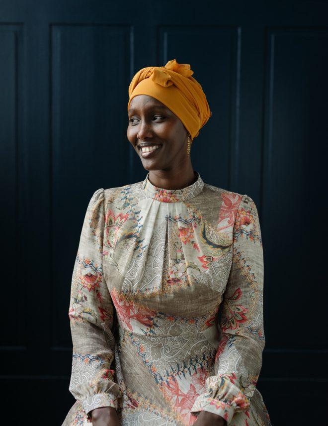Fatuma Musa Afrah – Portrait