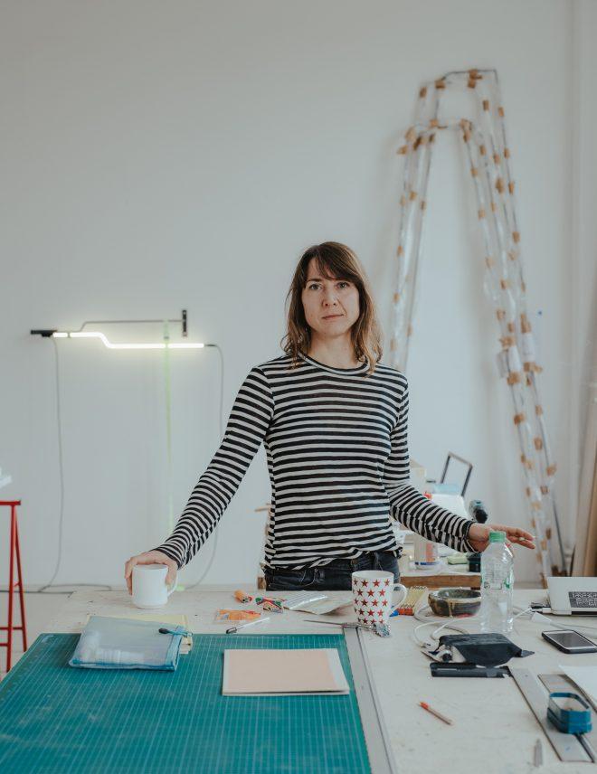 Stef Heidhues – Studio Visit
