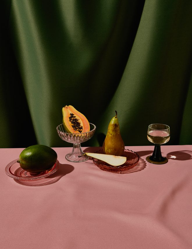 Papaya – Still Life